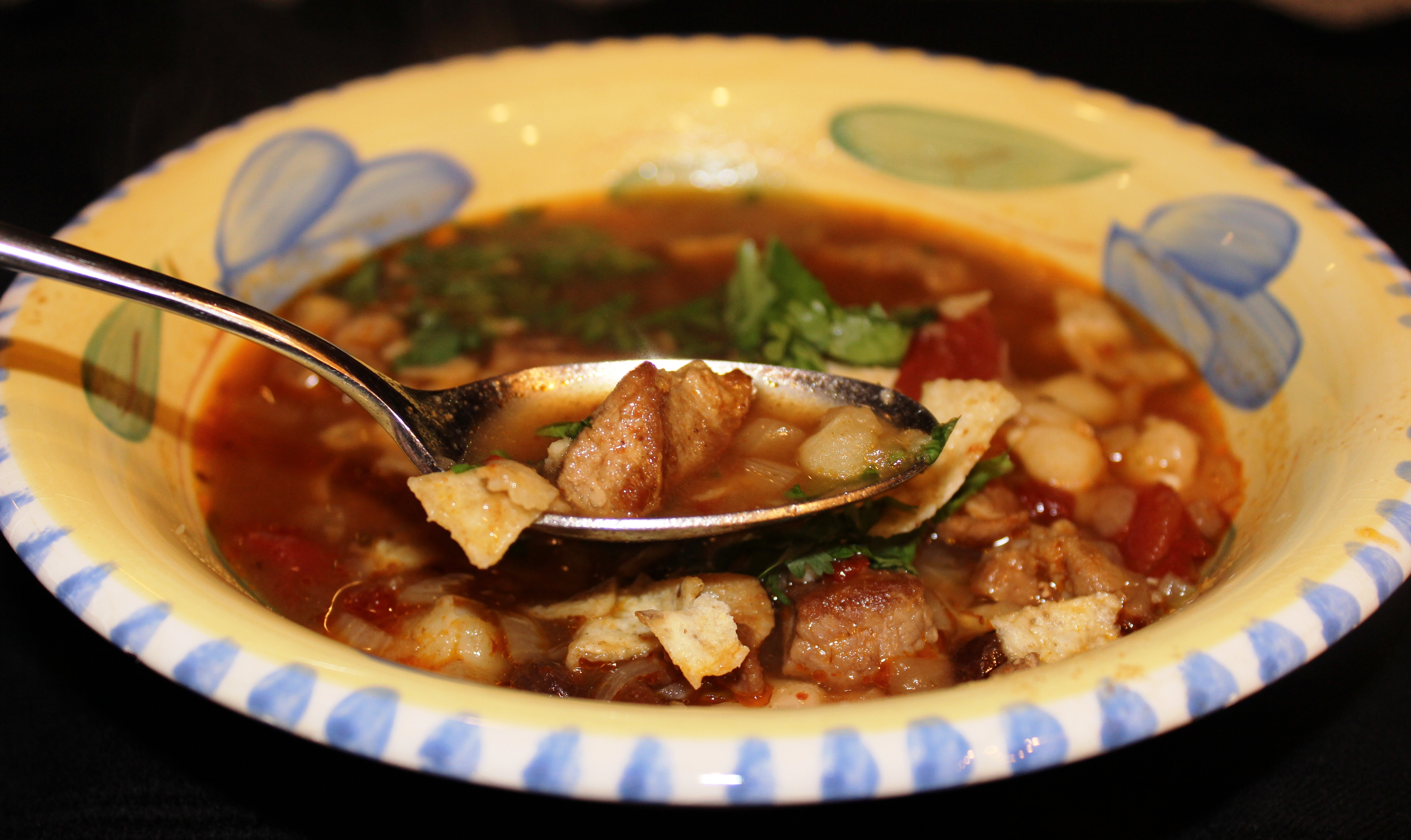 Posole (Mexican Pork Stew)