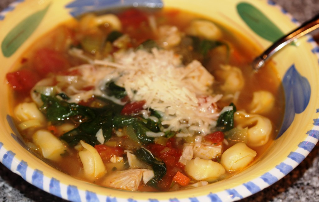 Turkey Tuscan Soup