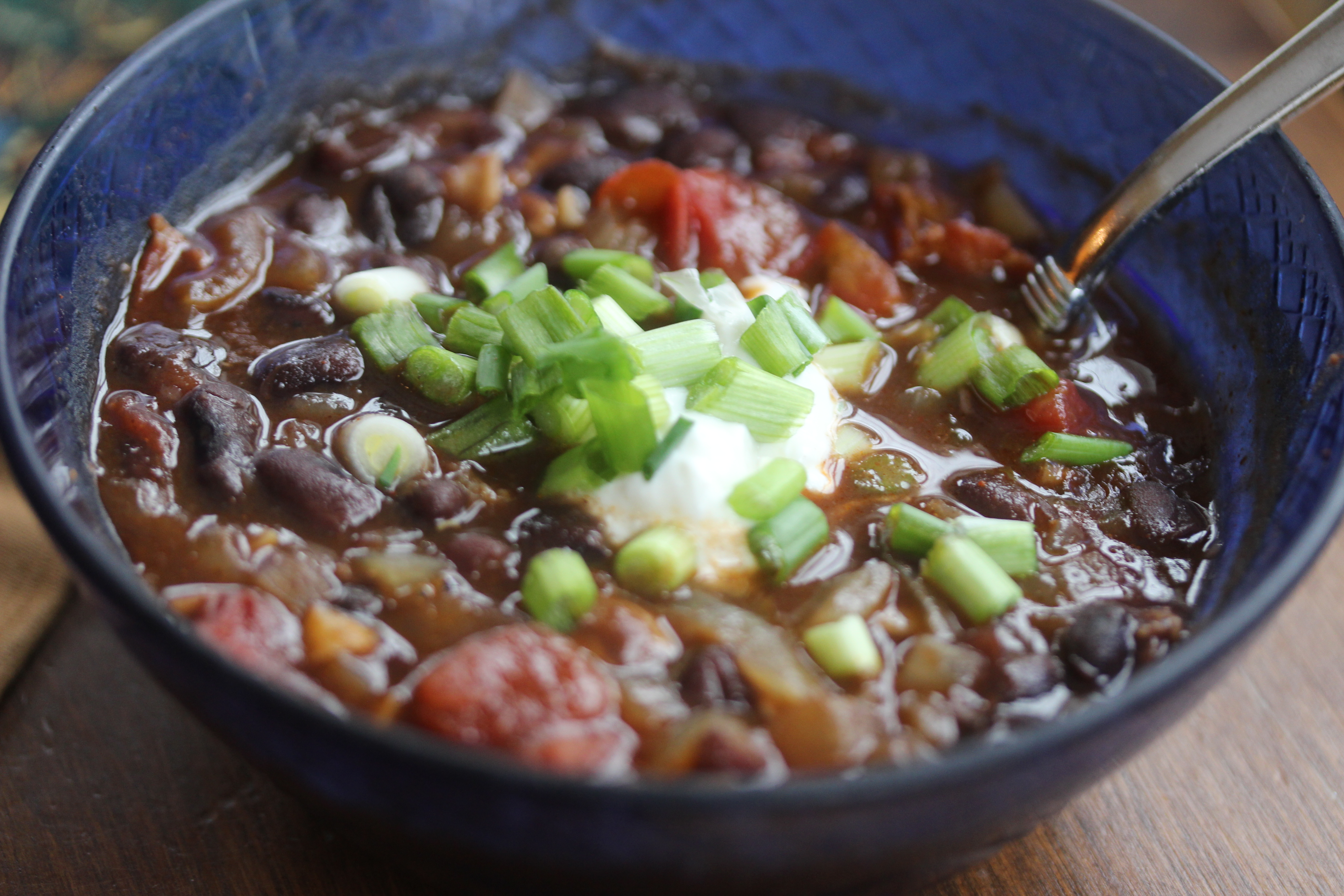 how to make chilli without tomato soup